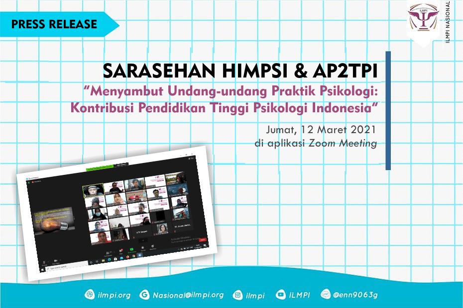 Sarasehan HIMPSI & AP2TPI